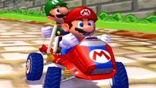 Download Mario Kart: Double Dash - 150cc Mushroom Cup Grand Prix (40 Points) Video