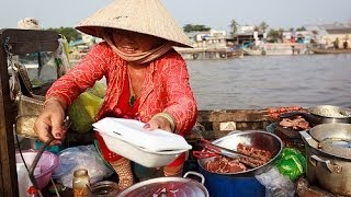 Download Vietnam street food, Vietnamese street food Banh Trang Nuong, Vietnam travel 2014 Video