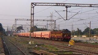 Download Pragati Express Overtaking Duronto Express!!!!! Video