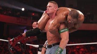 Download John Cena vs. David Otunga: Raw, May 21, 2012 Video