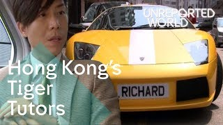 Download Getting rich teaching Hong Kong's kids | Unreported World Video