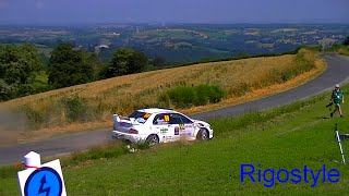 Download Rallye du Rouergue 2016 crash, on the limit By Rigostyle Video