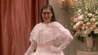 Download The Big Bang Theory - Amy finds her wedding dress Video