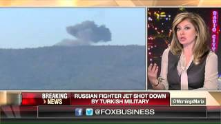 Download Russian fighter shot down by Turkish military Video