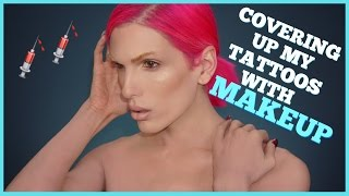 Download COVERING UP MY TATTOOS WITH MAKEUP | Jeffree Star Video