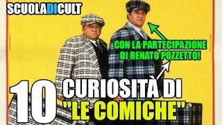 Download 🌟10 CURIOSITÀ su 🎥 ″Le comiche″ con la partecipazione di Renato Pozzetto - ScuolaDiCult Video