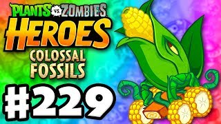 Download Cob Cannon Legendary! - Plants vs. Zombies: Heroes - Gameplay Walkthrough Part 229 Video