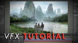 Download ″Pulp-Adventure″ Matte Painting | VFX Tutorial Video