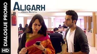 Download Rajkummar Rao is on the the case | Aligarh | Dialogue Promo Video