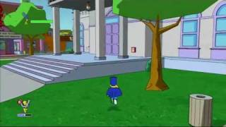 Download The simpsons game finding a couple of Bart and Marge coupons Video