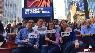 Download PwC New York City team is #AuditorProud Video
