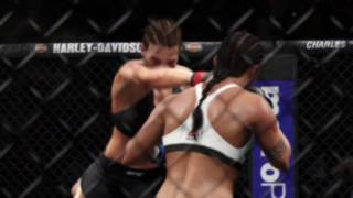 Download Simulation Of Joanna Jedrzejczyk-Jessica Andrade At UFC 211 | ESPN Video