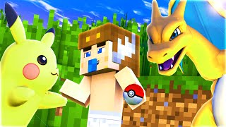 Download Minecraft - WHO'S YOUR DADDY - BABY CAPTURES POKEMON ?! Video
