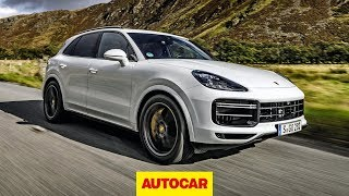 Download Porsche Cayenne Turbo 2018 review - A perfect mix of luxury and performance? | Autocar Video
