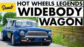 Download Pristine Widebody Rambler Wagon Wins at Legends Tour Nashville Stop | Donut Media Video
