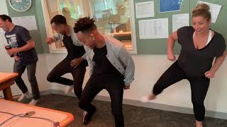 Download 60 Seconds Behind the Scenes- Learning the Git Up Challenge with Double Up Dance Studio Video