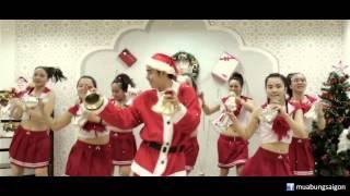 Download We wish you a merry Christmas - Học nhảy Zumba cùng Mr. Túc   SaigonDance Video