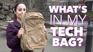Download What's In My Tech Backpack? (Fjallraven Raven 28L) Video
