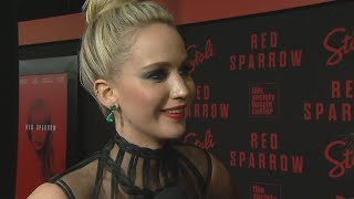 Download Jennifer Lawrence Gets Real About Her Strict Diet for the Nude Scenes in 'Red Sparrow' Video