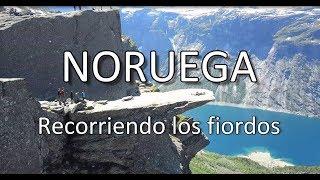 Download Los fantásticos paisajes de los fiordos de Noruega Video