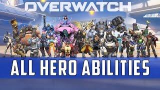 Download Overwatch: Hero Abilities Compilation | 21 Heroes [Launch] HD Video