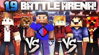 Download VIKKLAN vs MEROME vs POOFLESS (Minecraft 1.9 BATTLE ARENA) Video