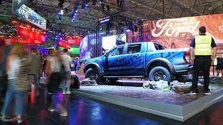 Download Ford at Gamescom 2018 Video