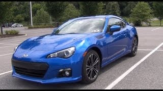 Download 2013 Subaru BRZ Limited In Depth Tour, Engine Sound, Exterior and Interior Video