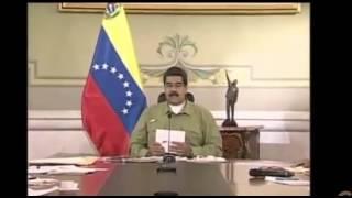 Download Maduro se refiere al oro de El Callao como ″un regalo″ que le trajeron Video
