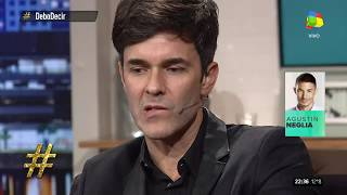 Download Conmovedor relato de Mariano Martínez: ″Estuve tres años sin caminar″ Video