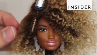 Download Artist Gives Dolls Modern Makeovers Video