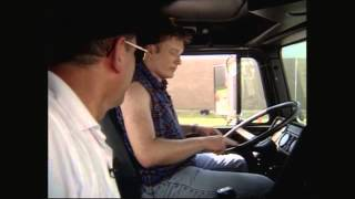 Download Conan Enrolls In Truck Driving School Video