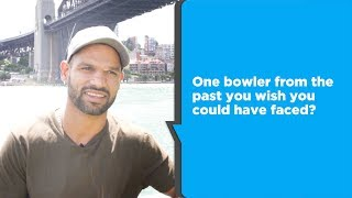 Download 25 Questions with Shikhar Dhawan Video