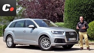 Download Audi Q7 SUV | Prueba / Análisis / Test / Review en español | coches Video