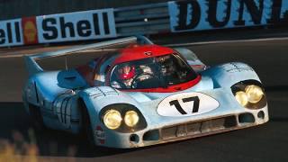 Download Derek Bell: what it feels like to do 249mph at Le Mans. At night. Video