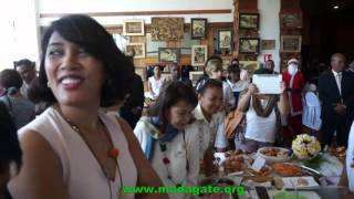Download Voahangy Rajaonarimampianina WMG Carlton 12 12 2015 Video