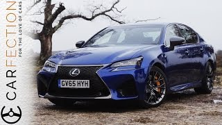 Download Lexus GS F: The Japanese E63? - Carfection Video