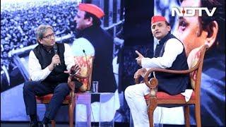 Download NDTV युवा : अखिलेश यादव बोले- 50 साल नहीं जनता 50 हफ्ते में कर देगी फैसला Video