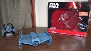 Download Air Hogs - Star Wars Darth Vader's TIE Advanced x1 Starfighter - Review and Flight Video