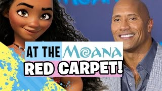 Download Fun from the Moana Red Carpet (World Premiere) Video