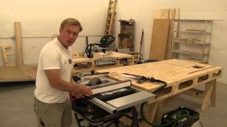 Download SawStop Jobsite Saw: What I really think! Video