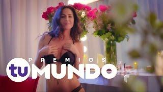 Download Carmen Villalobos nos deja bocabierta   Premios Tu Mundo 2016   Entretenimiento Video