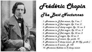 Download Frédéric Chopin - The Best Nocturnes in 432 Hz tuning (great for reading or studying!) Video