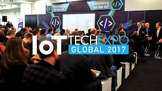 Download IoT Tech Expo Global 2017 - IoT Conference & Exhibition, London Video