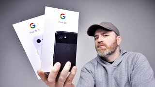 Download Google Pixel 3a Unboxing Video