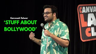 Download Stuff About Bollywood | Stand Up Comedy by Karunesh Talwar Video
