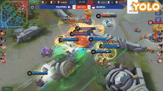 Download GAME 4 FINALS - TEAM PHILIPPINES VS TEAM INDONESIA SEA GAMES 2019 Video