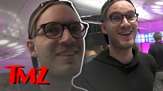 Download It's Pewdiepie! The Biggest Star of the Internet! | TMZ Video