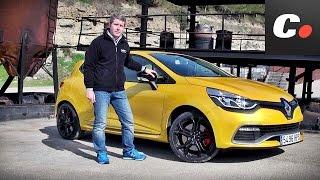 Download Renault Clio RS en circuito - Prueba coches / Análisis / Test / Review en español Video