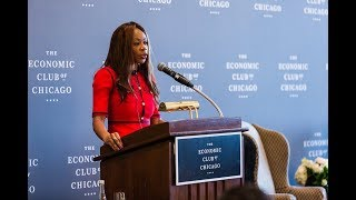 Download Dr. Dambisa Moyo, Global Economist & Author, 5/21/18 Video